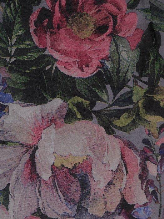 Asymetryczna tunika z modnymi rękawami 17264.