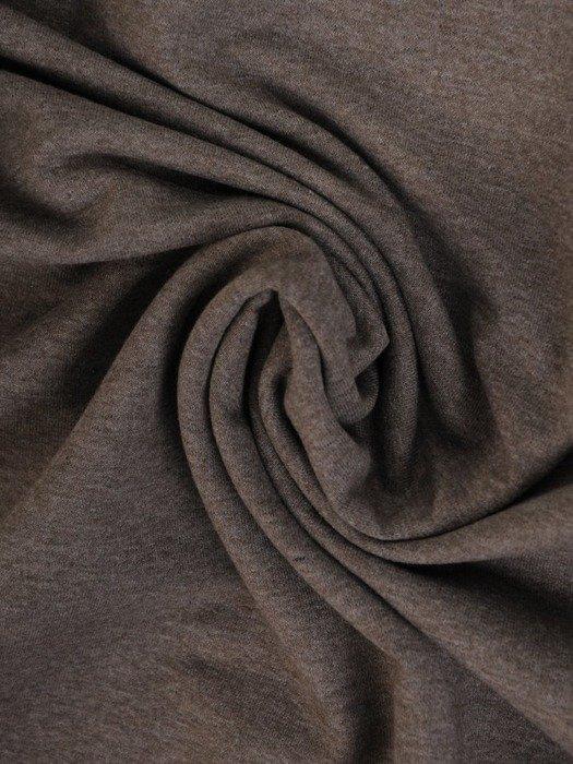 Bawełniana sukienka z dzianiny, kreacja w wyszczuplającym fasonie 24374