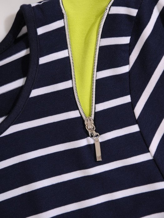 Bluzka w paski Iwona III.