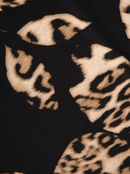 Bluzka z dzianiny w oryginalnym wzorze 28668