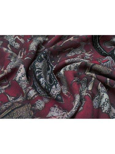 Bluzka z modnymi falbanami przy rękawach Emila I.