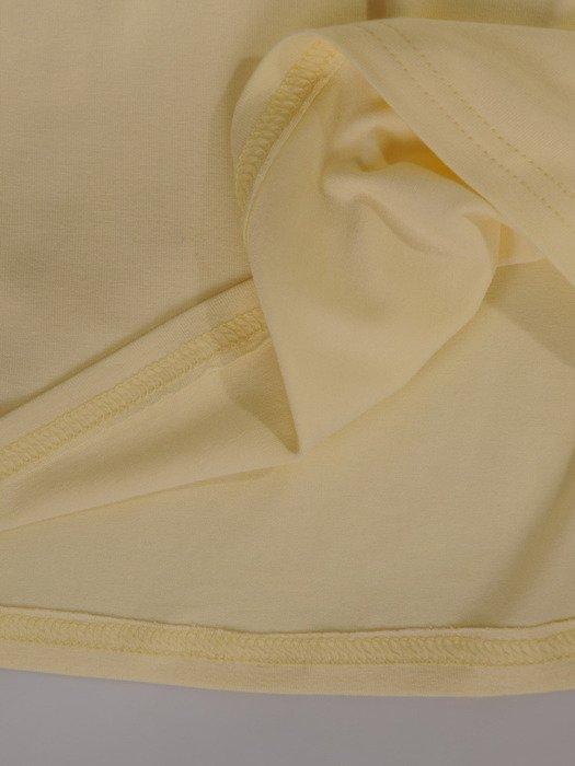 Bluzka z ozdobnymi, szyfonowymi wstawkami 16087.
