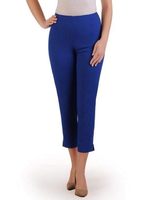 Chabrowe spodnie cygaretki 25769
