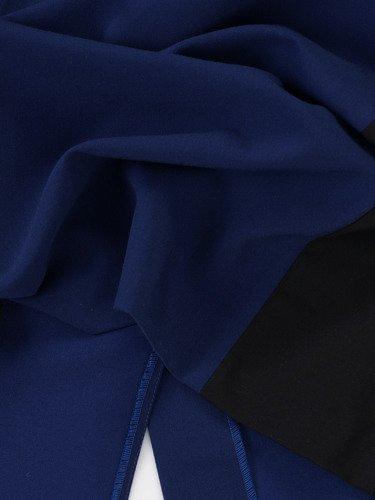 Dwukolorowa sukienka wyszczuplająca Aurora IX, modna kreacja modelująca figurę.