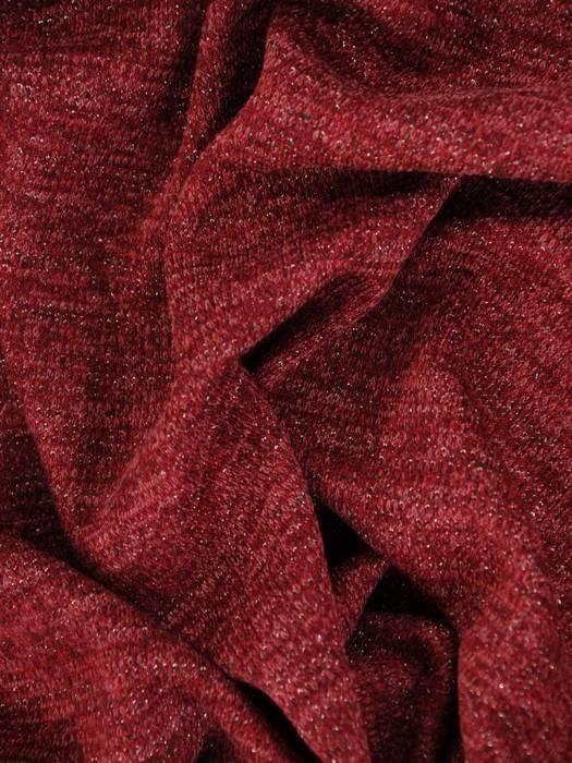 Dzianinowa sukienka, kreacja z imitacją żakietu 28439