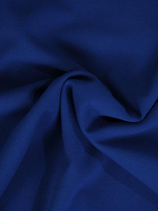 Dzianinowa sukienka z oryginalnie wykończonym dekoltem 20404
