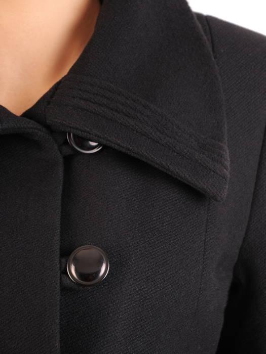 Gustowny płaszcz damski, wełniane okrycie na zimę 31063