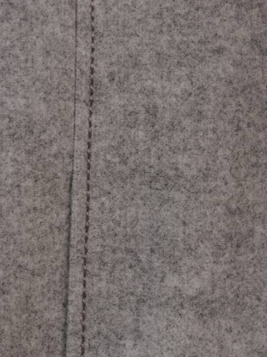 Jesienny płaszcz damski zapinany na guziki 27803