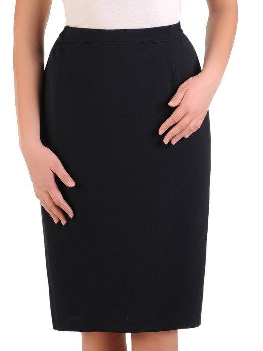Komplet damski, spódnica damska z bluzką w paski 25525