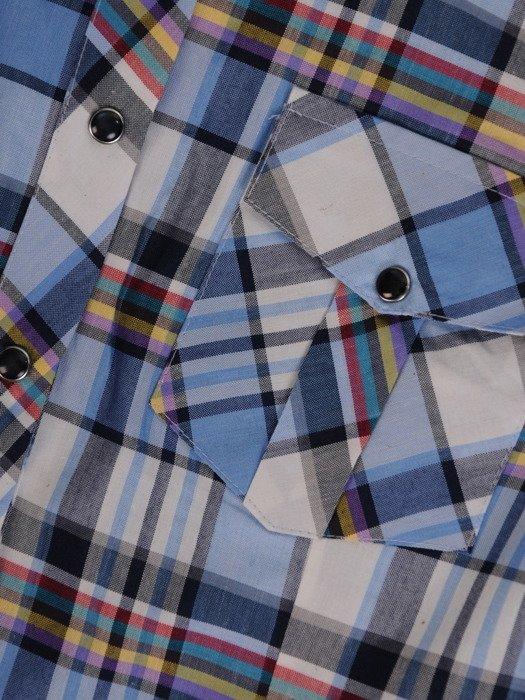 Modna koszula w kratkę 19815