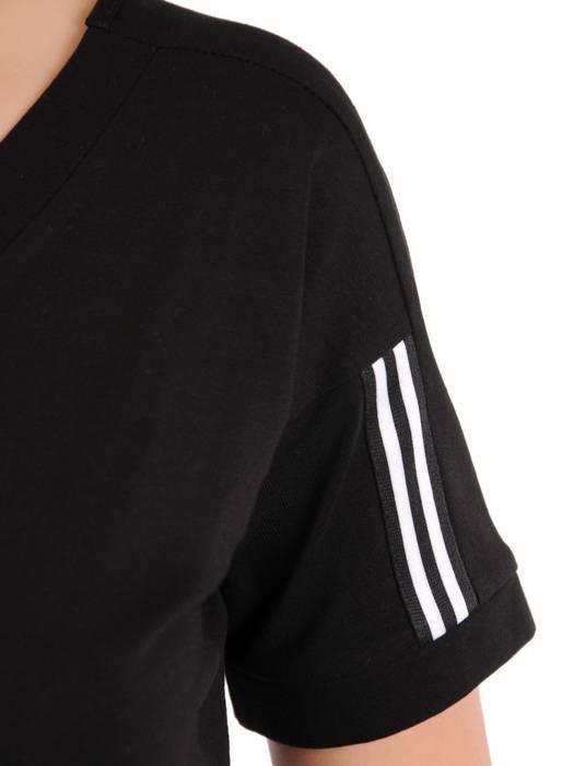 Oversizowa bluzka z ozdobną aplikacją 29924