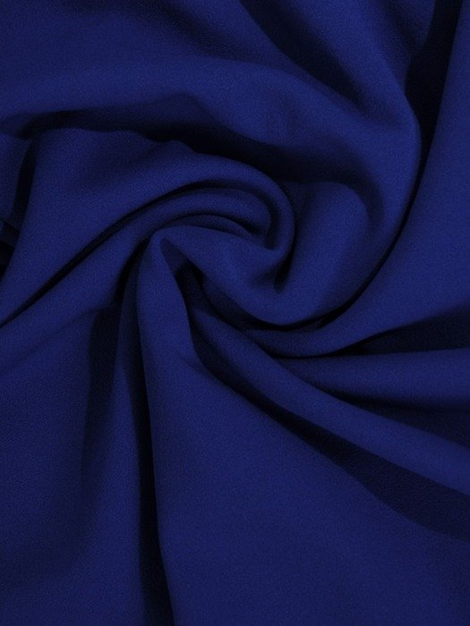 Prosta sukienka z dzianiny, kreacja z modną falbaną 22781