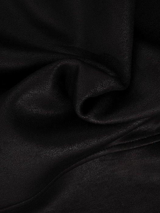 Prosta sukienka z dzianiny, nowoczesna kreacja z obniżoną talią 19014