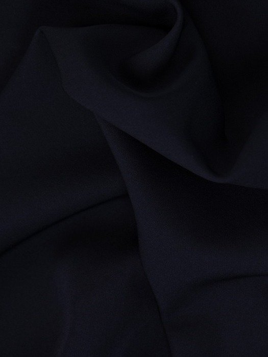 Prosta sukienka z kopertowym dekoltem, kreacja z koronkowym topem 22543