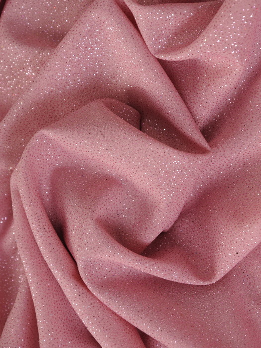 Rozkloszowana sukienka na wesele, brokatowa kreacja z paskiem 22739