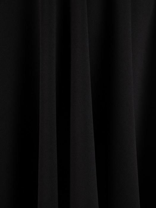 Rozkloszowana sukienka z kopertowym dekoltem 21828