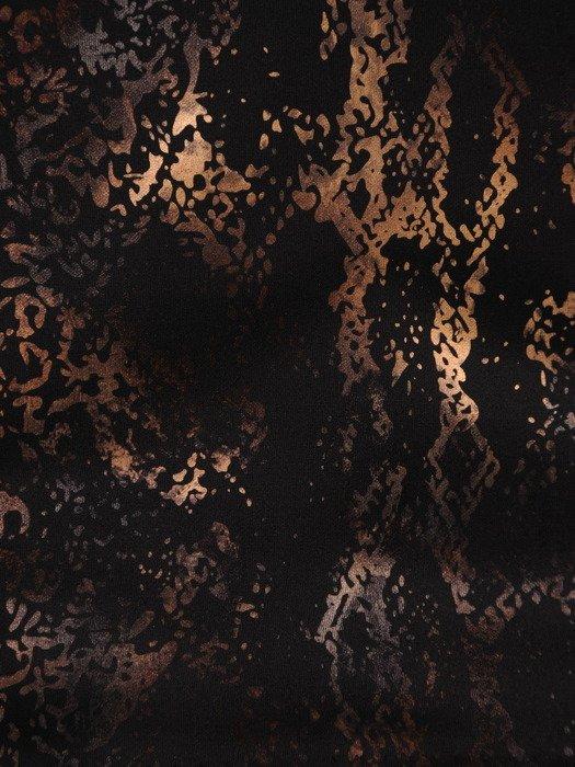 Spódnica z połyskującej dzianiny 18796