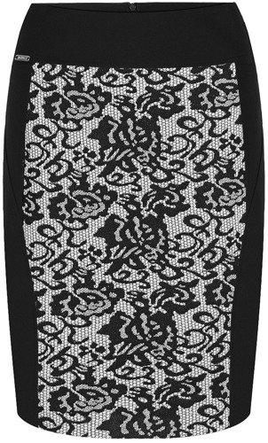 Spódnica z wyszczuplającymi wstawkami Bianka II.