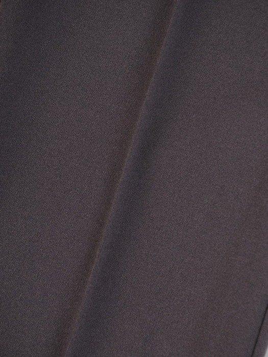 Spodnie damskie z przeszyciami i gumą w pasie 25831