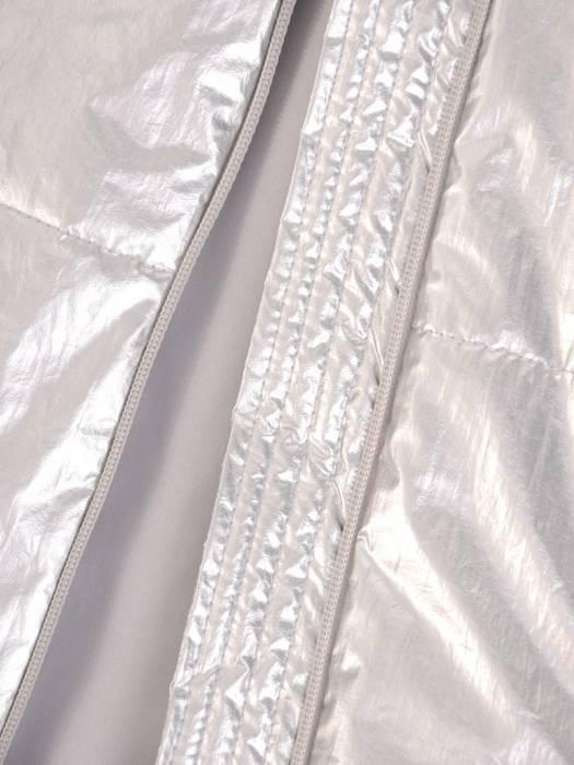 Srebrna damska kamizelka 29008