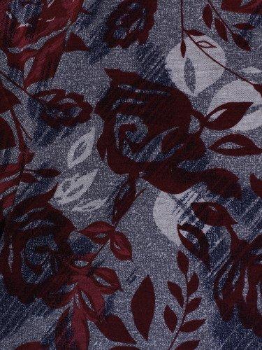 Sukienka damska 14760, wiosenna kreacja w kwiaty.