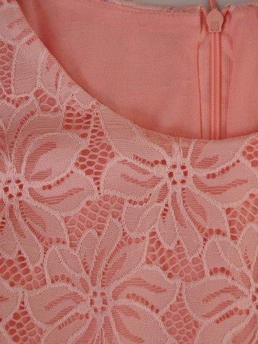 Sukienka damska 15882, koronkowa kreacja wizytowa.