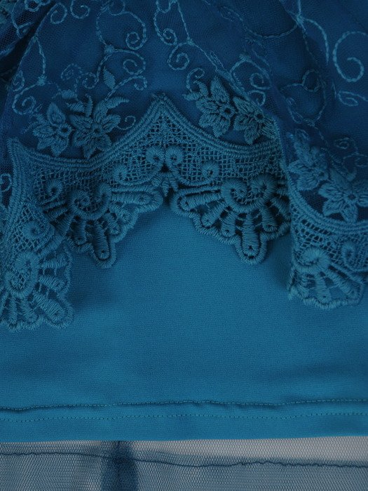 Sukienka damska 17425, elegancka kreacja na wesele.