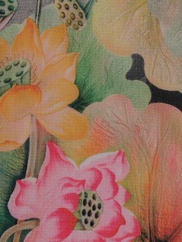 Sukienka damska Klarens II, wiosenna kreacja w kwiaty.