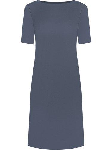 Sukienka damska Temida IV, letnia kreacja z tkaniny.