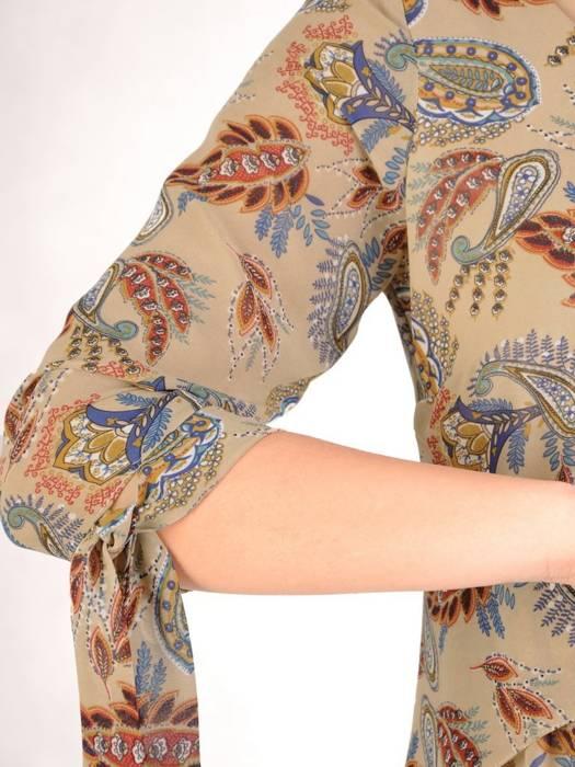 Sukienka damska, wizytowa kreacja w luźnym fasonie 29358