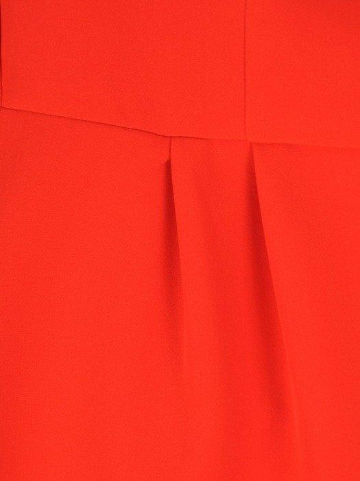 Sukienka wyjściowa, elegancka kreacja z ozdobnymi guzikami 26181