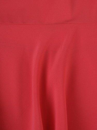 Sukienka z szyfonu Arabella II, zwiewna kreacja w długości do łydki.