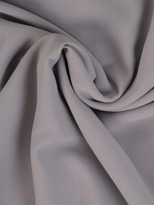 Sukienka z szyfonu, wiosenna kreacja z ozdobnymi rękawami 25794