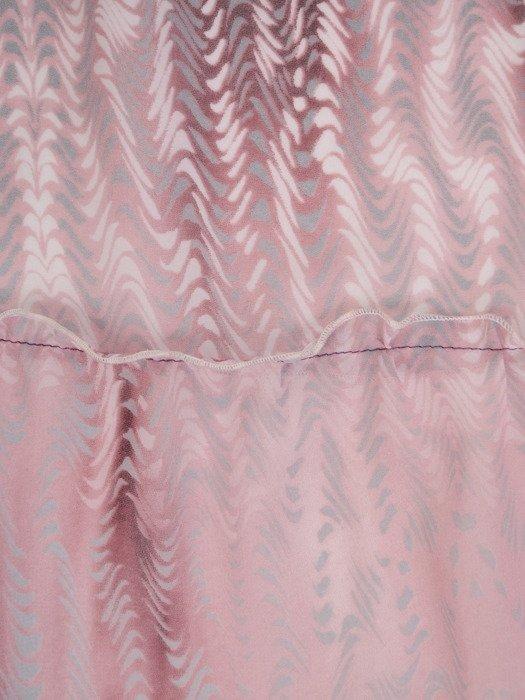 Zwiewna sukienka z modnym sznureczkiem w talii 19706