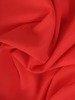 Elegancka szyfonowa bluzka z falbaną 24743
