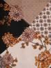 Elegancka tunika z ozdobnym wiązaniem w pasie 27087
