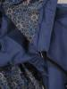 Niebieska kurtka z odpinanym kapturem 29080