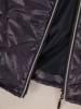 Pikowana kurtka damska na wiosnę w fioletowym kolorze 28776