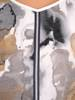 Prosta bluzka w oryginalny wzór 30207