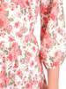 Rozkloszowana sukienka, zwiewna kreacja w kwiaty 29958
