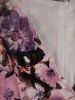 Sukienka damska, kopertowa kreacja w fasonie maskującym brzuch i biodra 26710