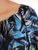 Sukienka maxi, elegancka kreacja z rozcięciem 27680