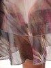 Sukienka o trapezowym kroju, kreacja z falbanami 25496