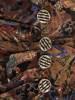 Wyszczuplająca sukienka z guzikami, kreacja z ozdobnym marszczeniem 27063